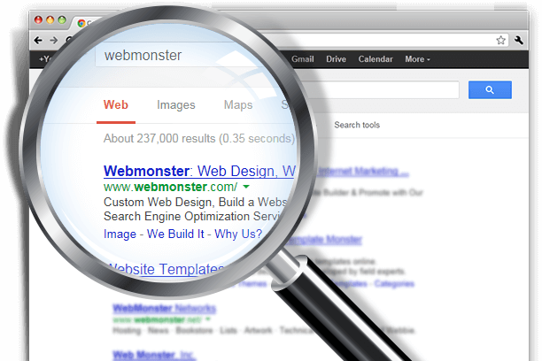Webmonster - Search Engine Marketing